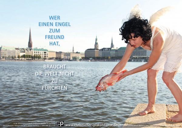 Engel-Plakat, A1