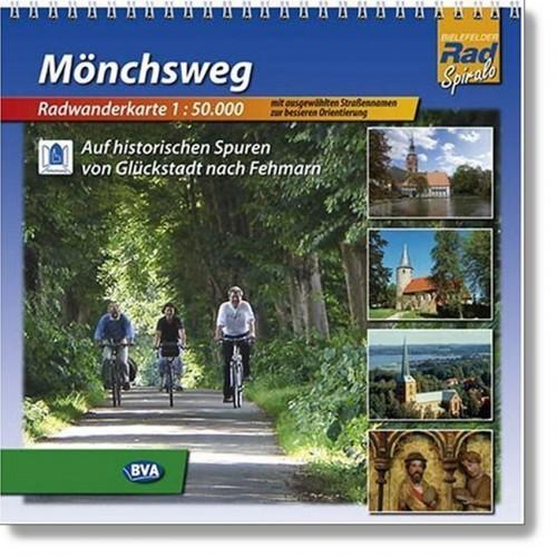 Radwanderführer Mönchsweg