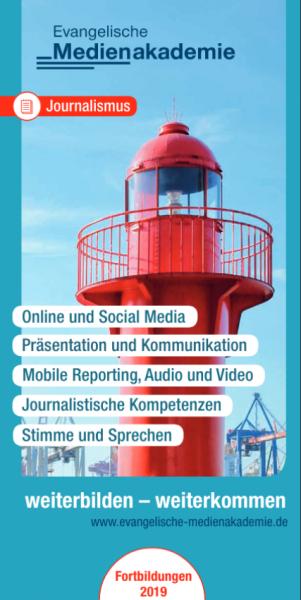 Evangelische Medienakademie – Programm Journalismus