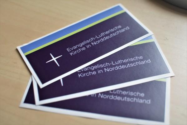 "Aufkleber ""Nordkirche"""