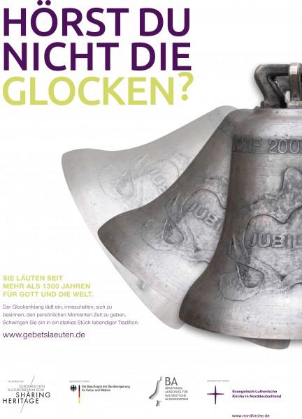Glocken-Plakat