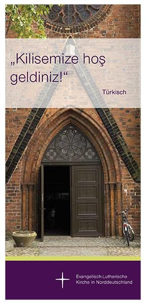 Kirchenführer in türkischer Sprache