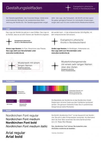 Gestaltungsleitfaden der Nordkirche