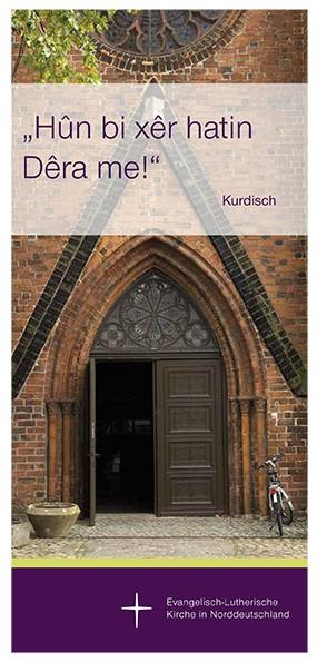 Kirchenführer in kurdischer Sprache