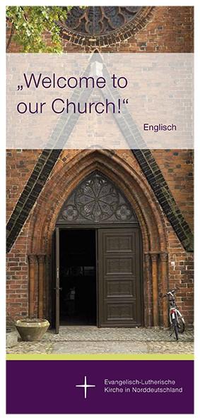 Kirchenführer in englischer Sprache